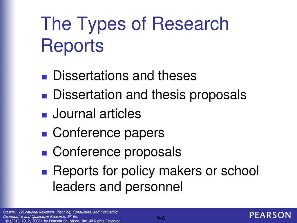 research paper review online the literature