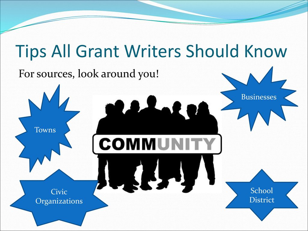 Beginner's Guide to Grant Writing - ppt download