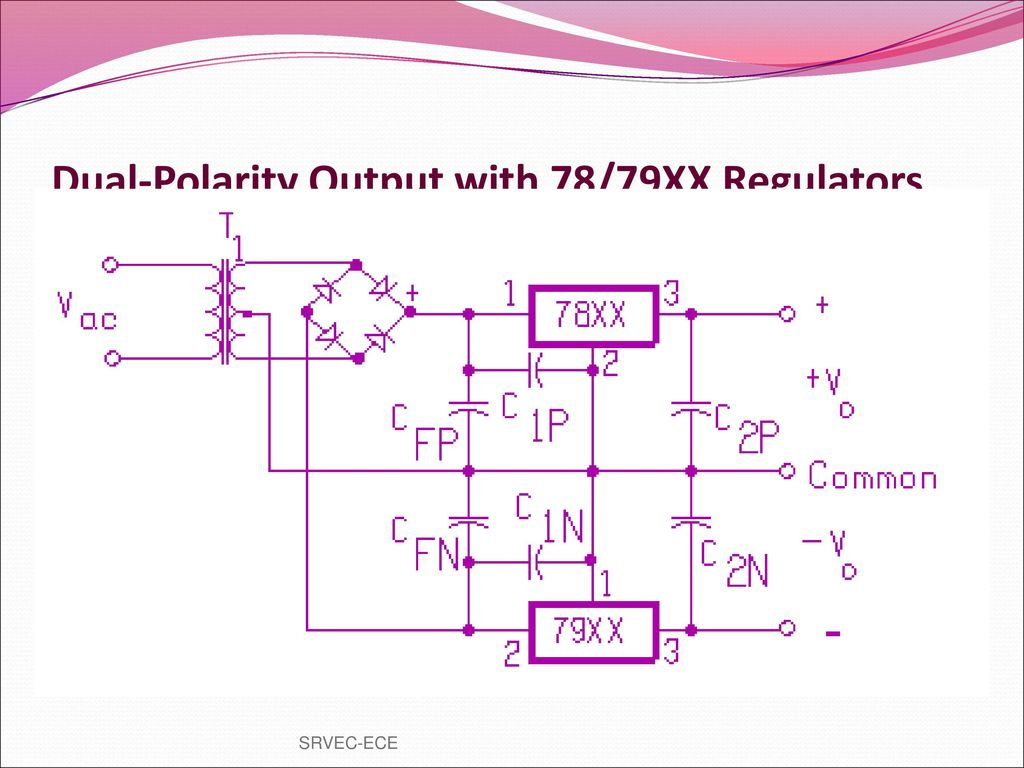 Prepared By Vgrajaramyame Ap Ece Ppt Download Current Output Multiplier For 78xx Regulator Dual Polarity With 78 79xx Regulators