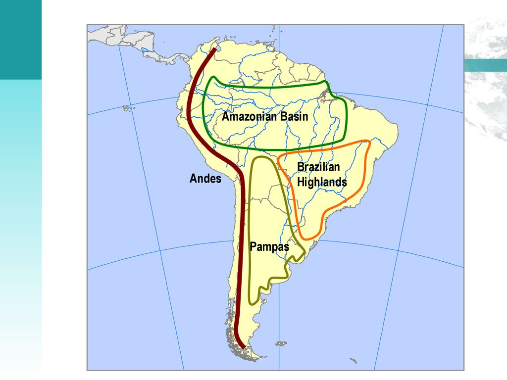 Image of: Chapter 5 The South American Realm Ppt Download