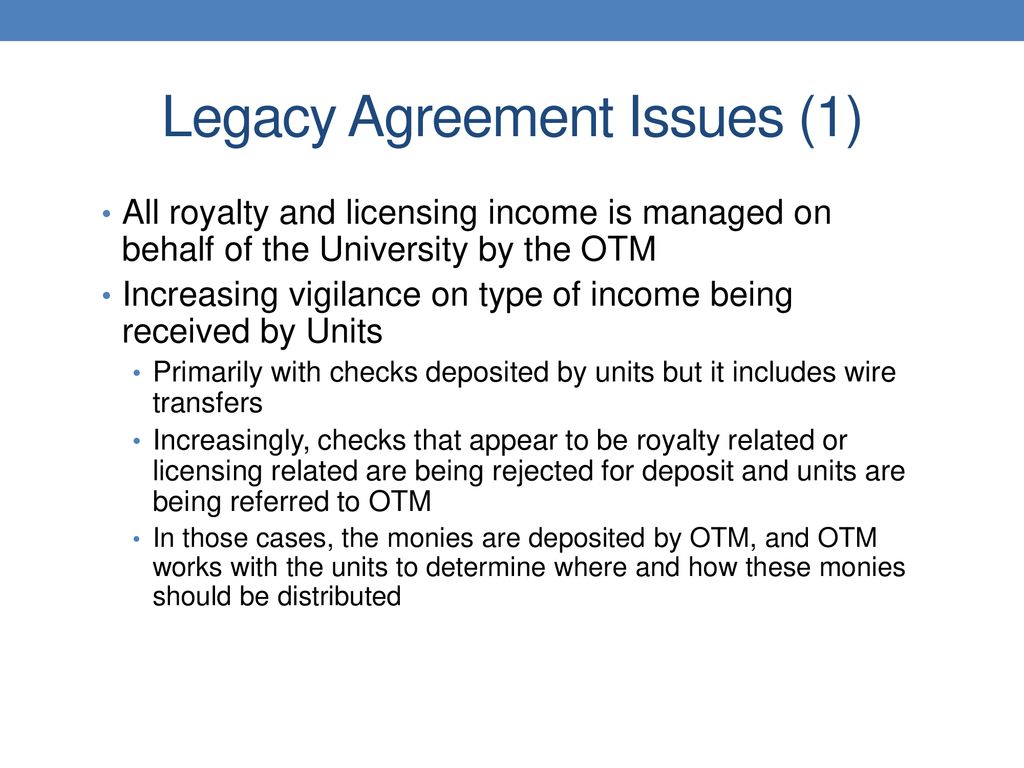 The Office Of Technology Management Ppt Download