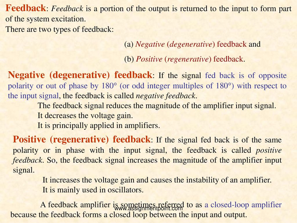 Lecture On Feedback Amplifiers Ppt Download Millman Halkias Integrated Electronic Analog And Digital Circuits 8