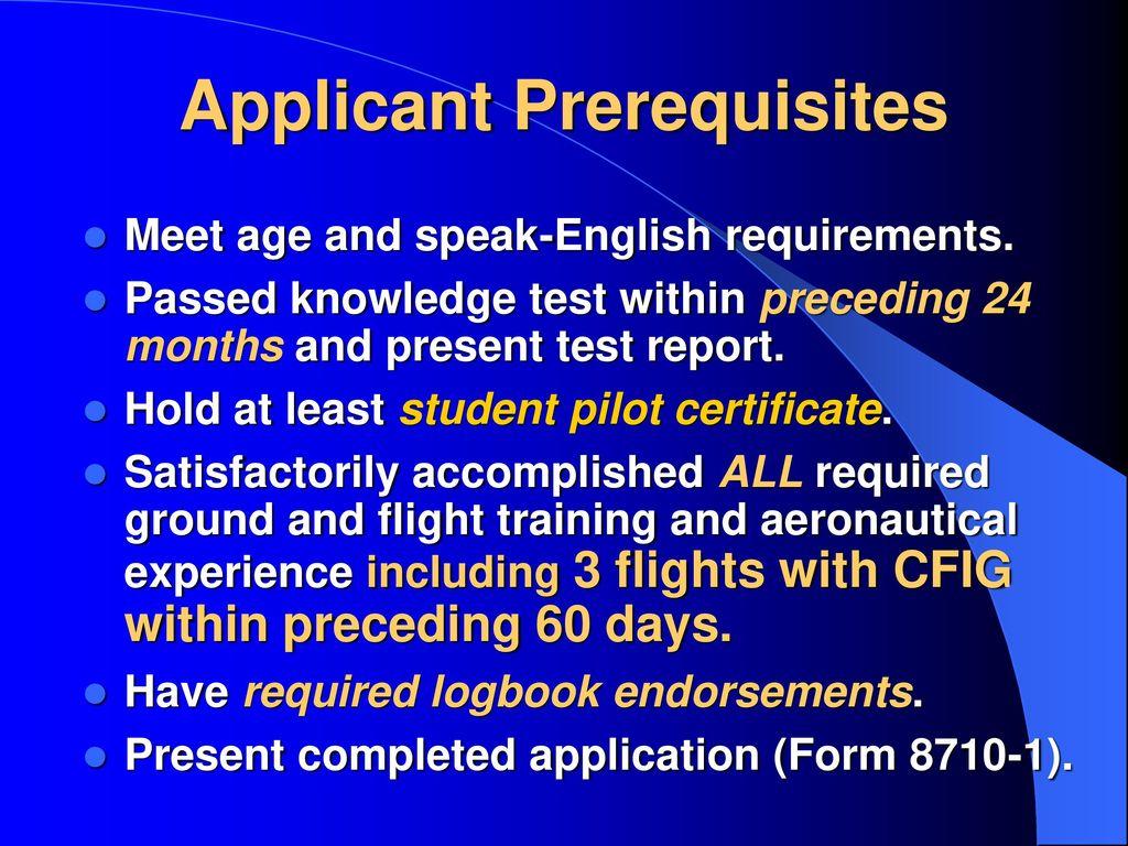 Practical Test Standards Including Light Sport Mel Burkart Mcfi