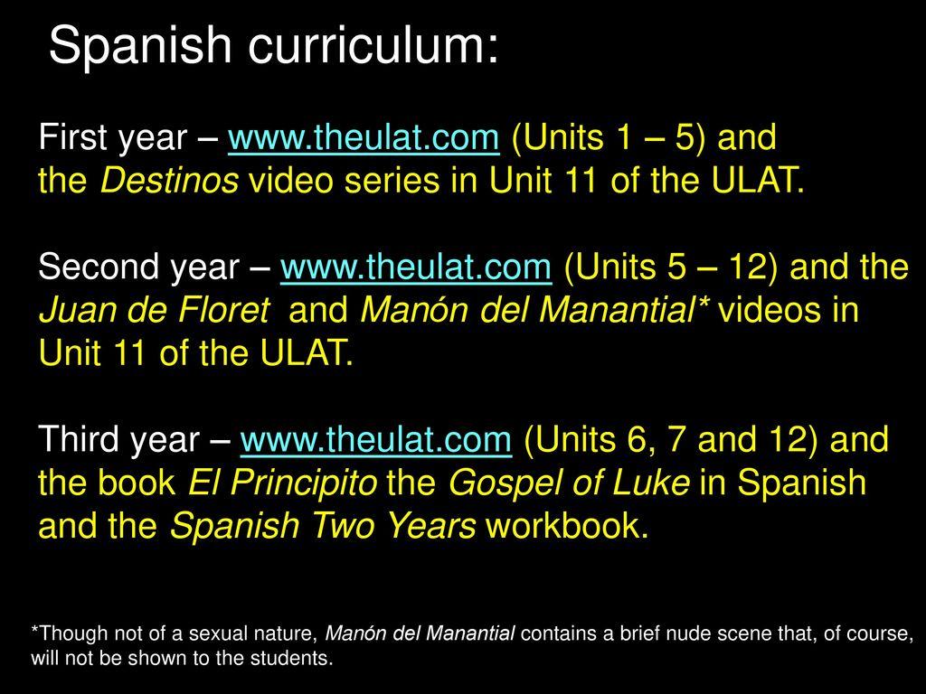LCS World Languages Program - ppt download