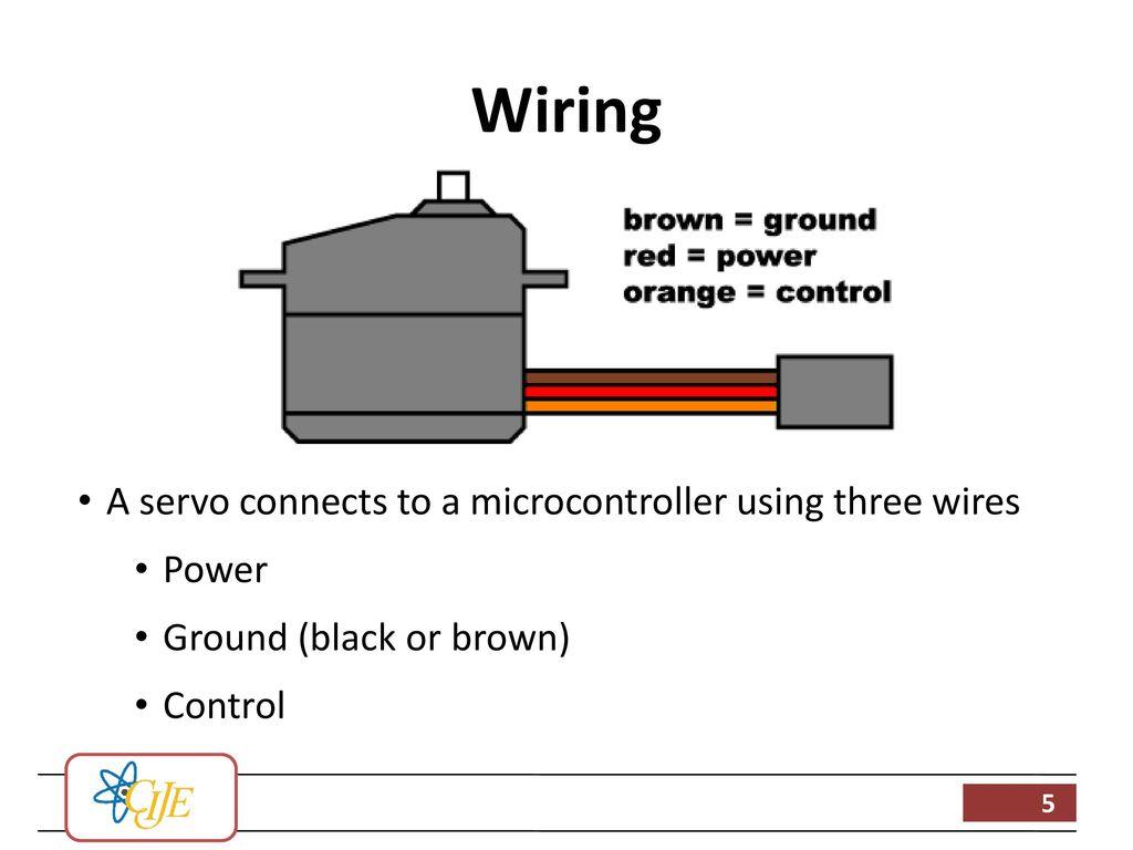 Servo Motor Ppt Download Wiring 5 A