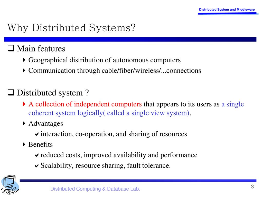 Distributed Systems Concepts And Design The 4 5th Edition Ppt Download