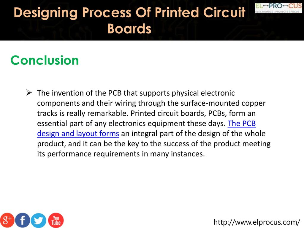 Designing Process Of Printed Circuit Boards Ppt Download Buy Schematic Diagramsmt Machineprinted Board Product On