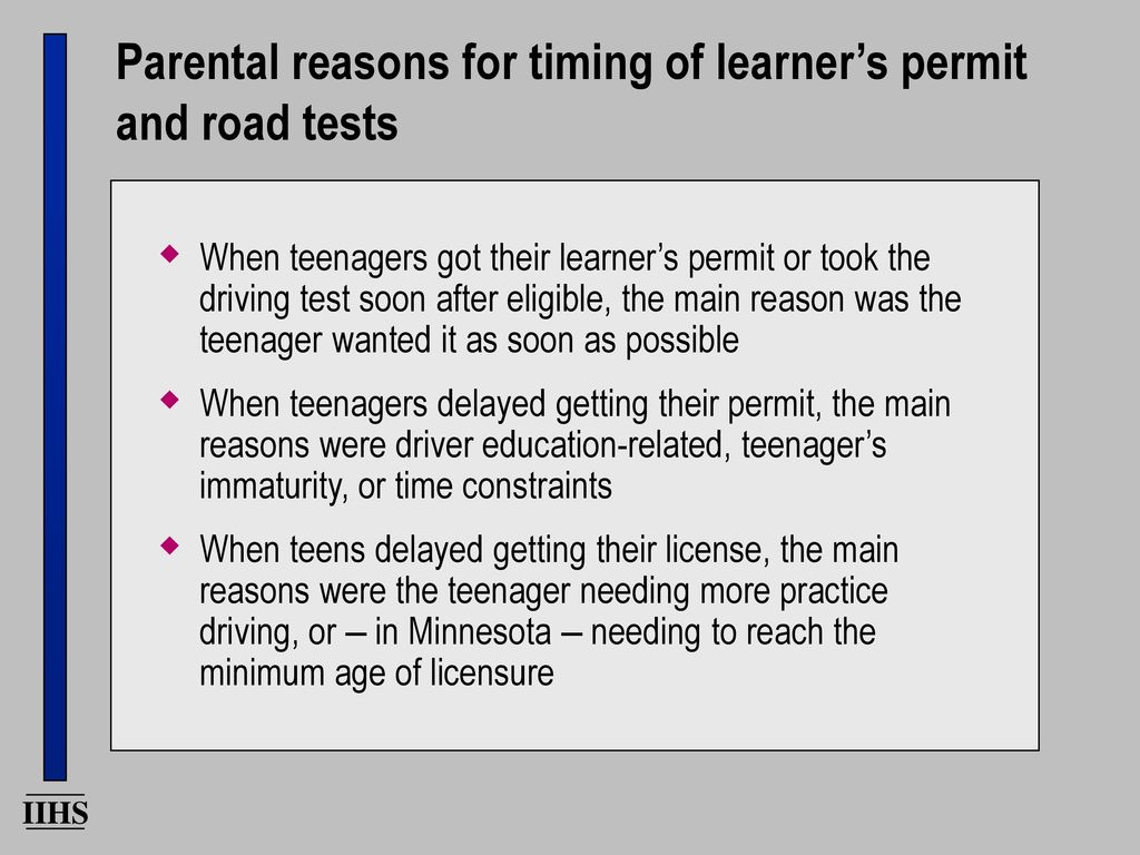 Road test mn requirements