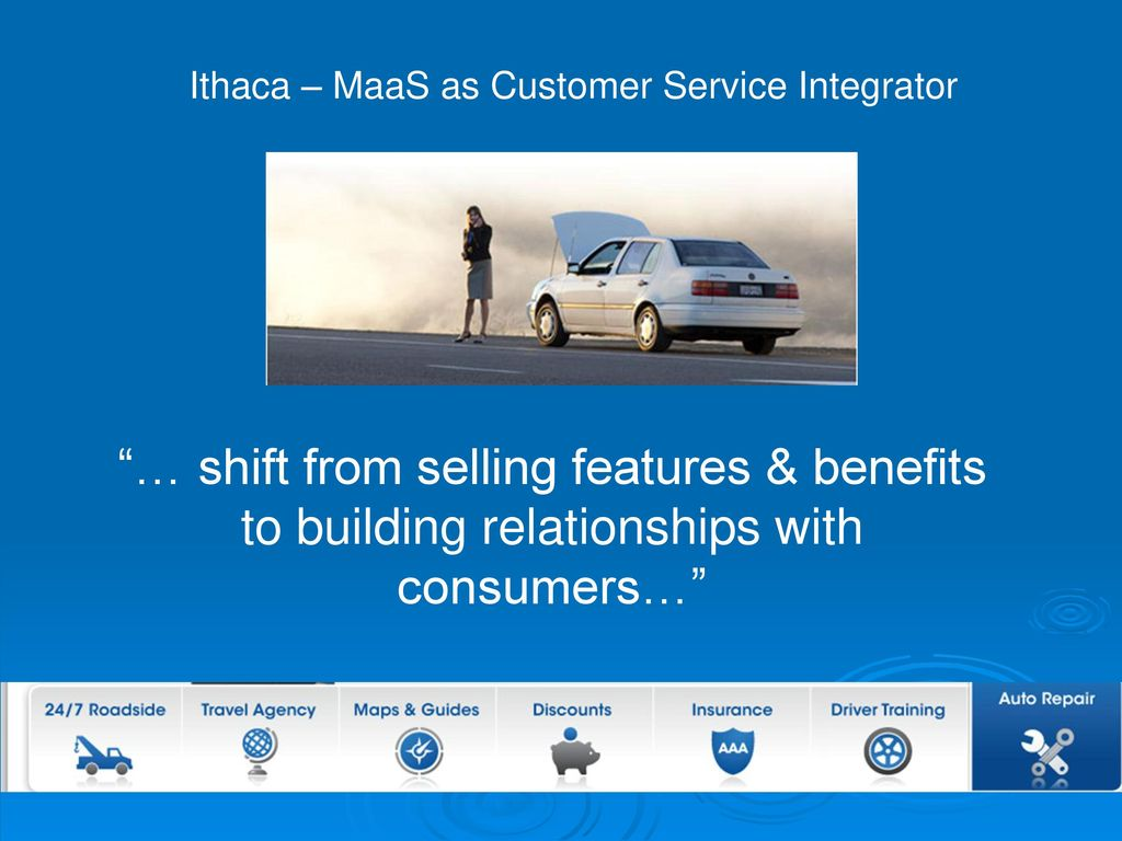 Mobility-as-a-Service (MaaS) - ppt download