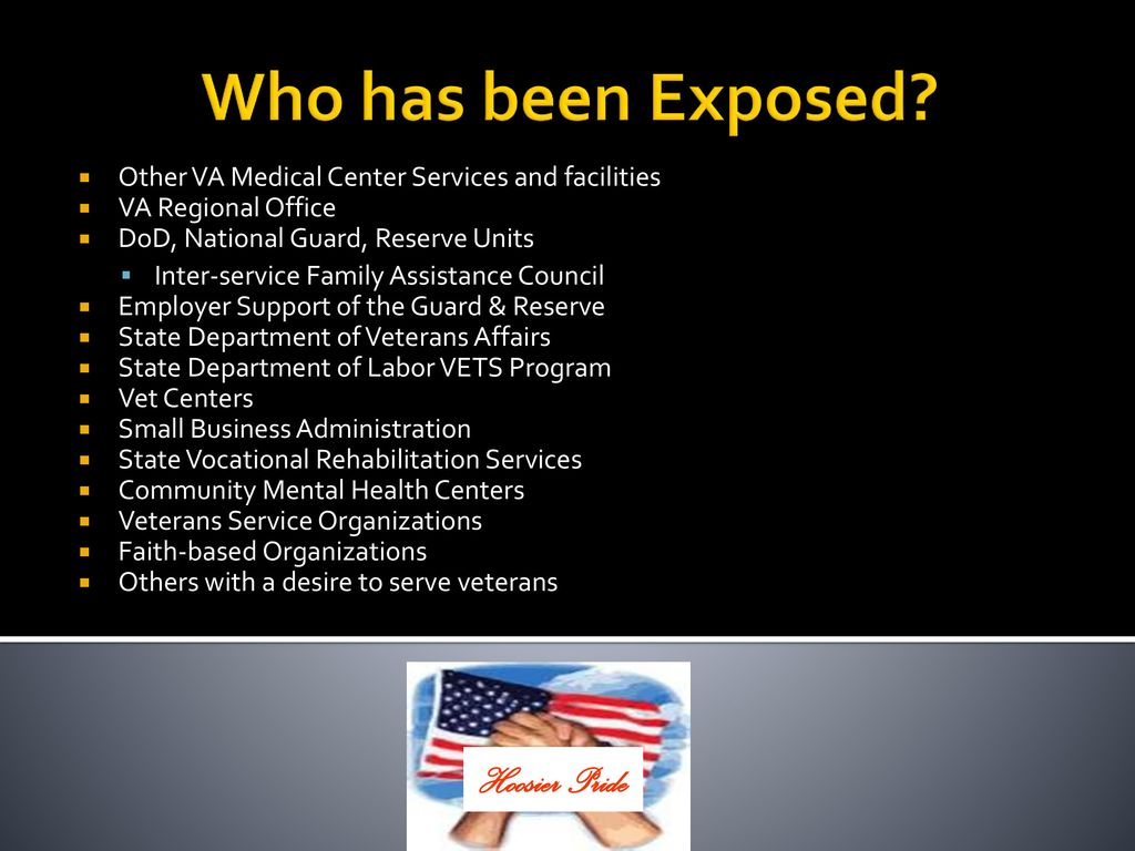 VA Reaching Out with Honor: Powerful Partnerships - ppt download