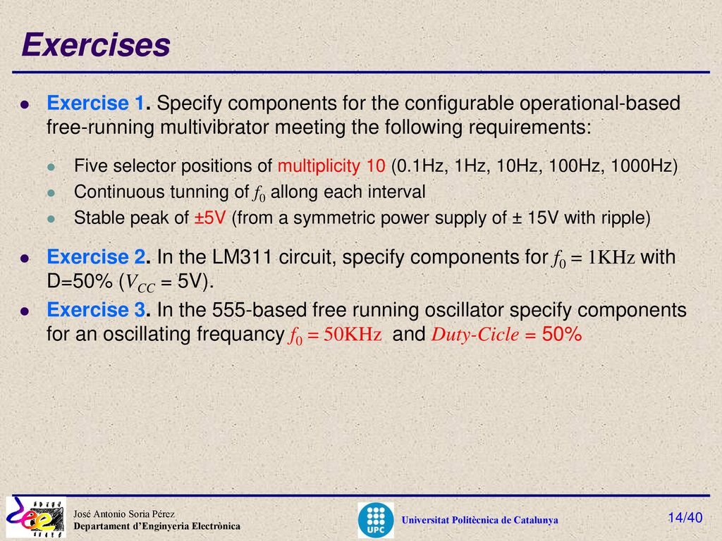 Micro Nanoscience And Nanotechnology Ppt Download 555 Propagation Delay Oscillator Schematic 14 Exercises