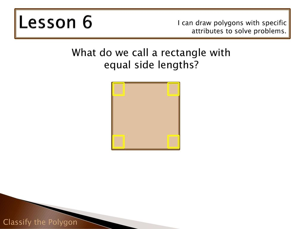 3rd Grade Math Module 7 Lesson 6 Ppt Download