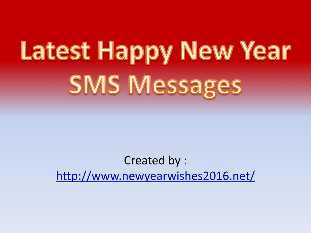 1 created by httpwwwnewyearwishes2016net latest happy new year sms messages