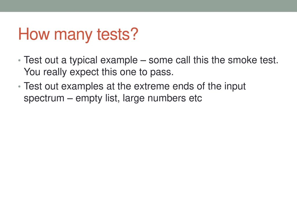 Cit 590 Unit Testing Ppt Download