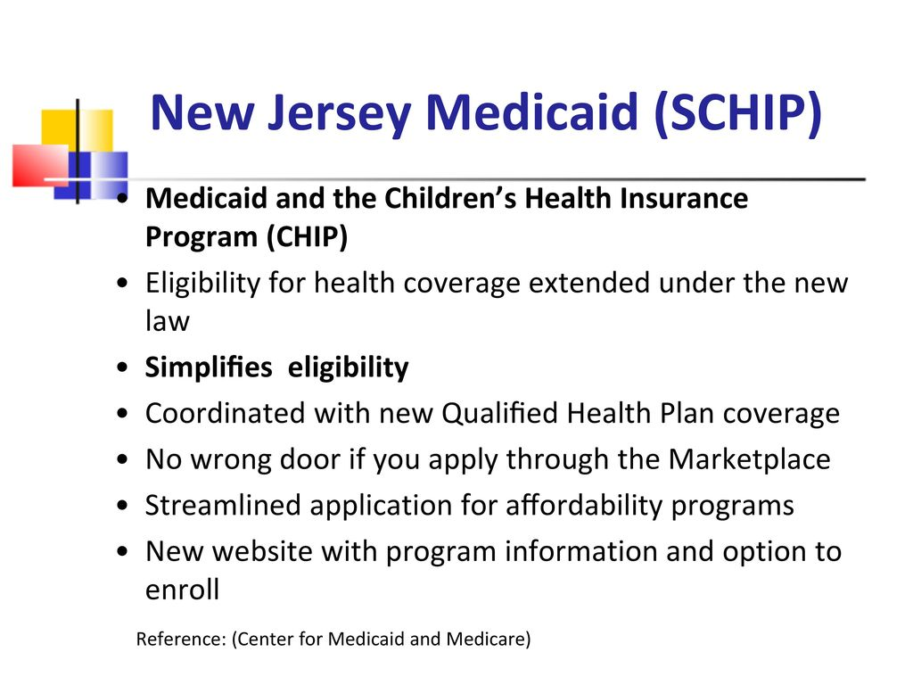new jersey medicaid application