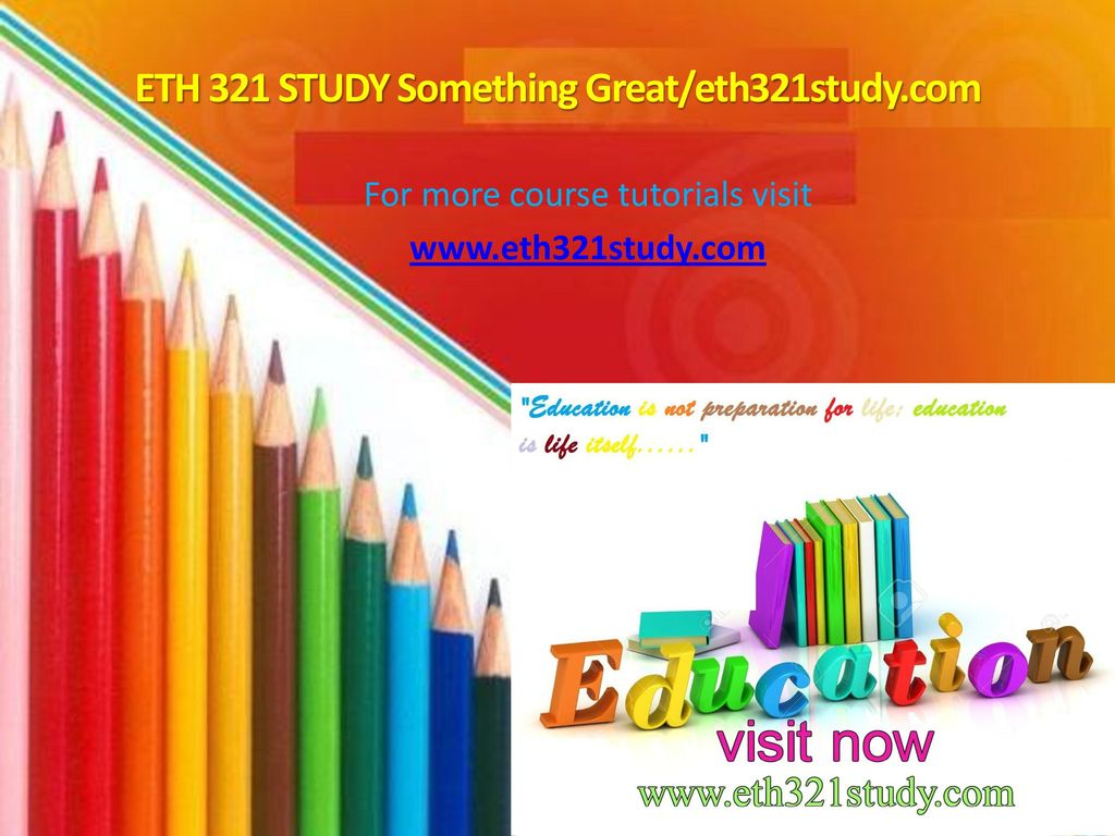 Eth 321 study something greateth321study ppt download eth 321 study something greateth321study toneelgroepblik Images