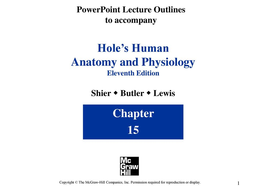 Modern Anatomy And Physiology Ppt Marieb Crest - Anatomy and ...