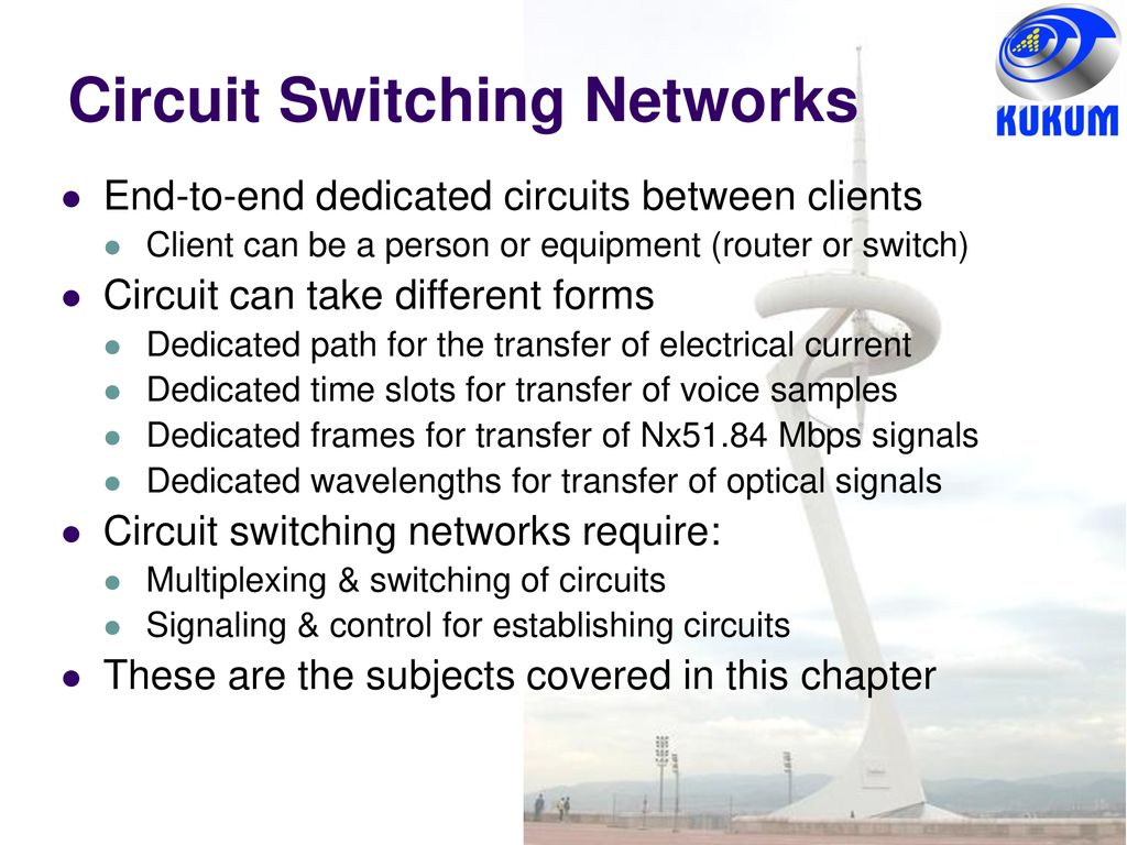 Chapter 4 Circuit Switching Networks Ppt Download Re A Hybrid 2 To Wire Telephone