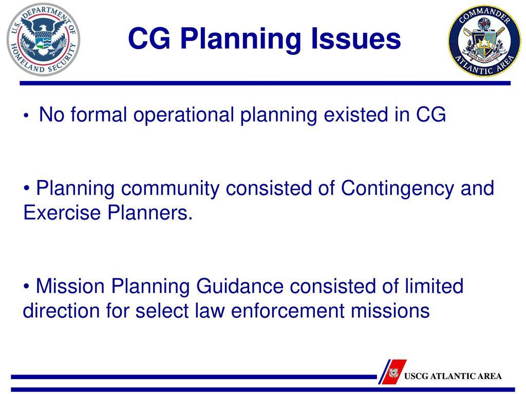 developing a planning process across organizational boundaries ppt