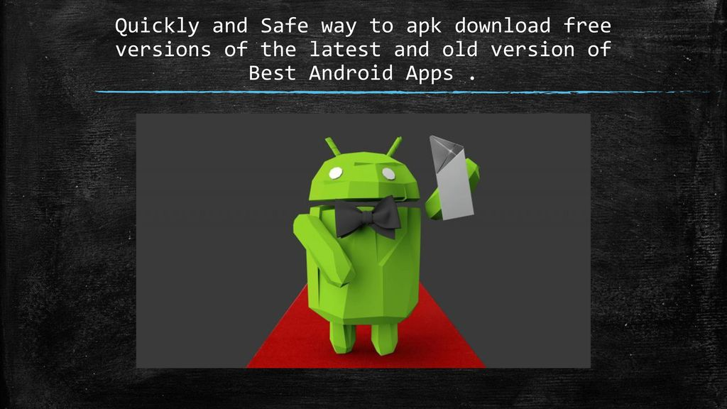 Apk Apps - ppt download