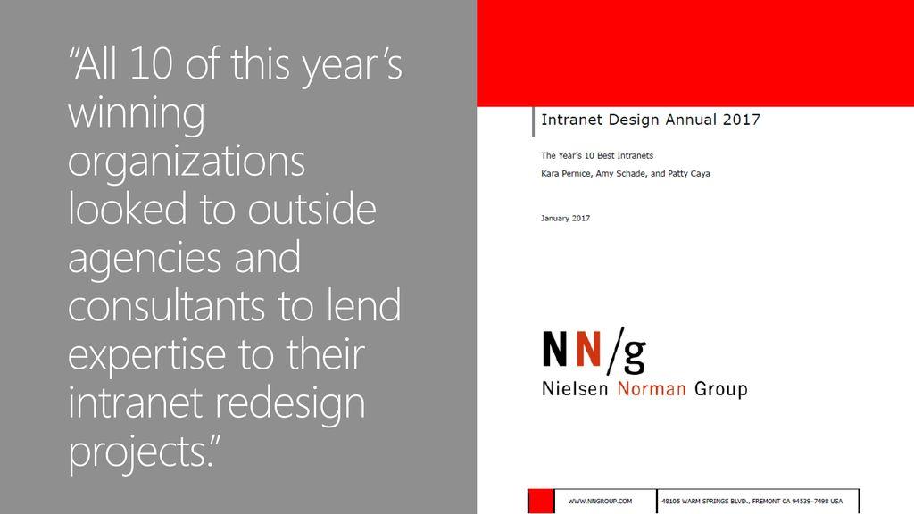 Nielsen Design Consultants