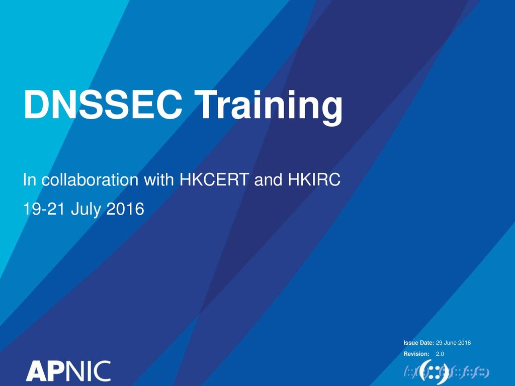 In collaboration with HKCERT and HKIRC July ppt download