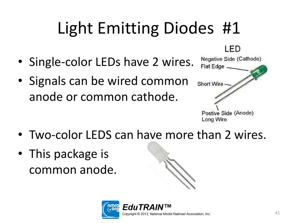 Simplified Signaling For Modelers Ppt Download Railroad Signal Wiring Diagram 41 Light