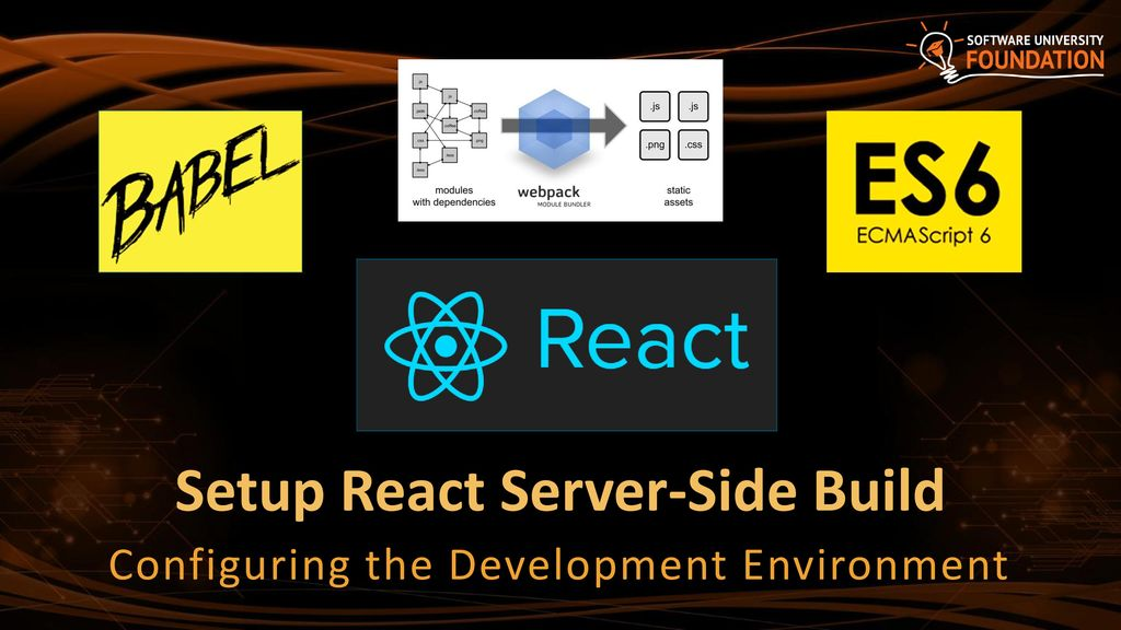 Creating React Components with JSX and Babel - ppt download