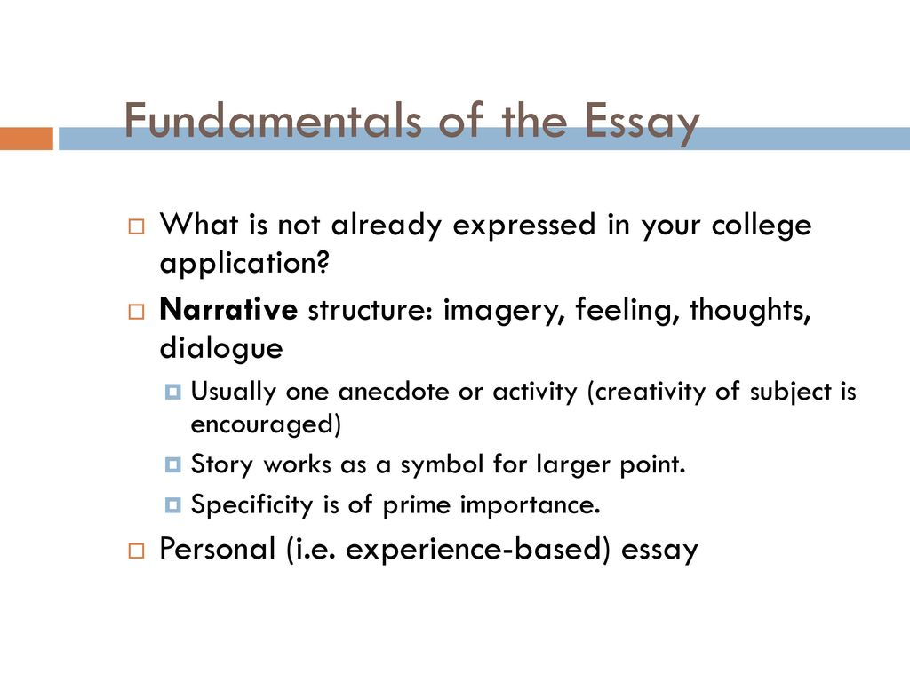 The College Essay I Do Want To Express Myself And I Dont Need 37