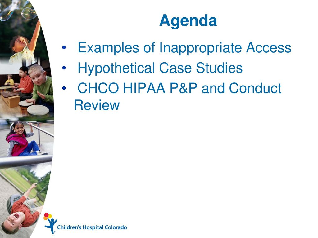 And the finer details of patient privacy - ppt download