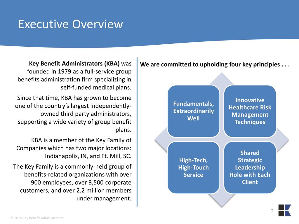 Providing ACA Tax and Benefit Compliance Plans - ppt download