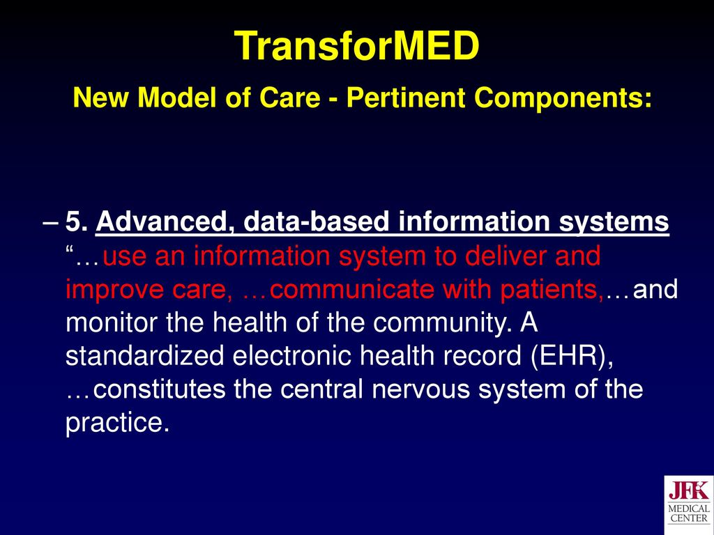 what components constitute an electronic health record ehr