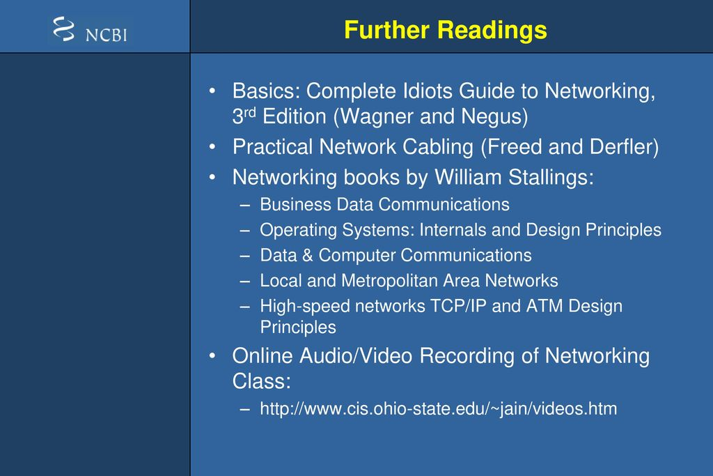 High-Speed Networks TCP/IP and ATM Design Principles