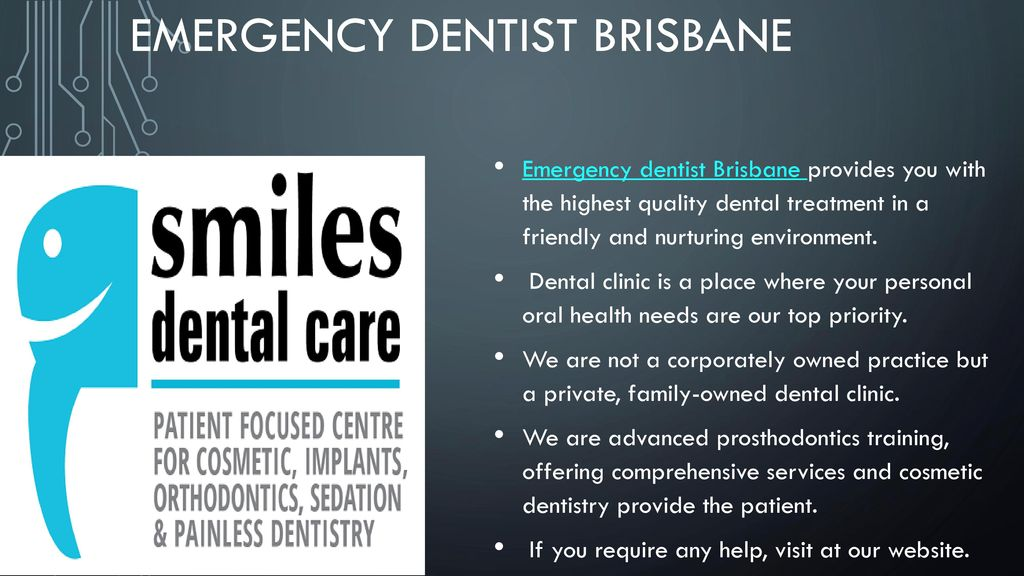 Dentist In Brisbane