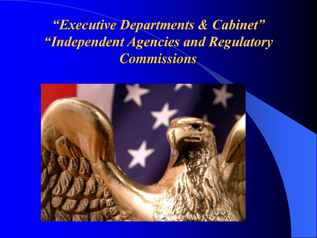 """helping the president. """"executive departments & cabinet"""