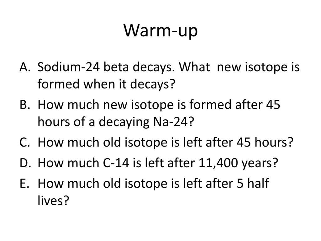 sodium 24