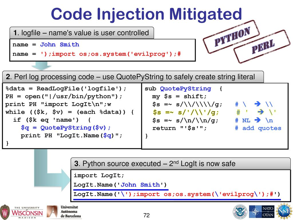 Secure Coding Practices (and Other Good Things) - ppt download