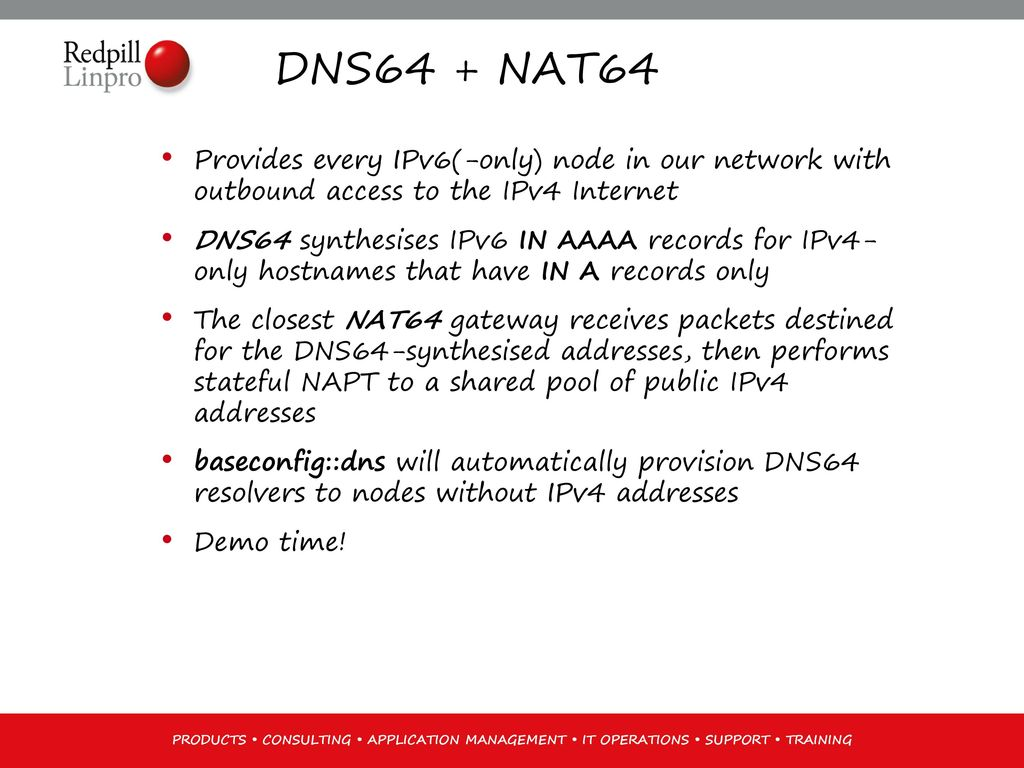 A quick introduction to: DNS64, NAT64, 464XLAT, SIIT-DC