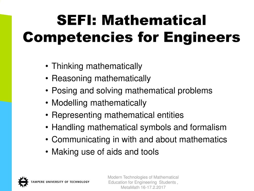 Comparative Analysis Of Engineering Math Education In Eu And Russia