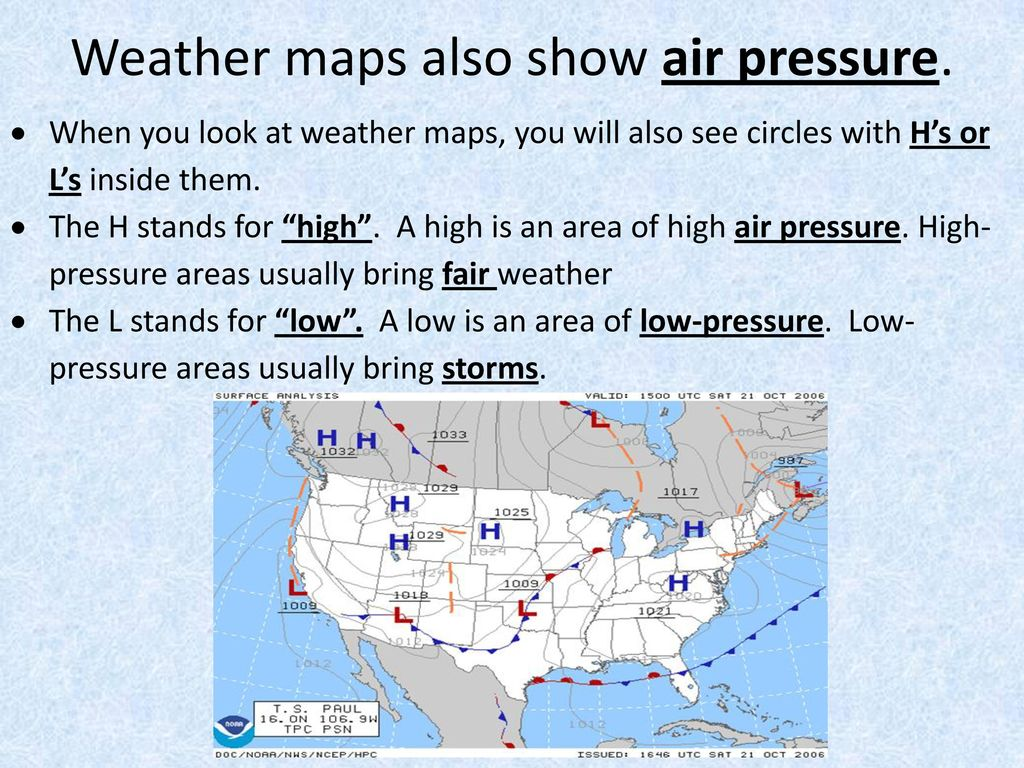 Weather Maps By Cammie Goodman Ppt Download