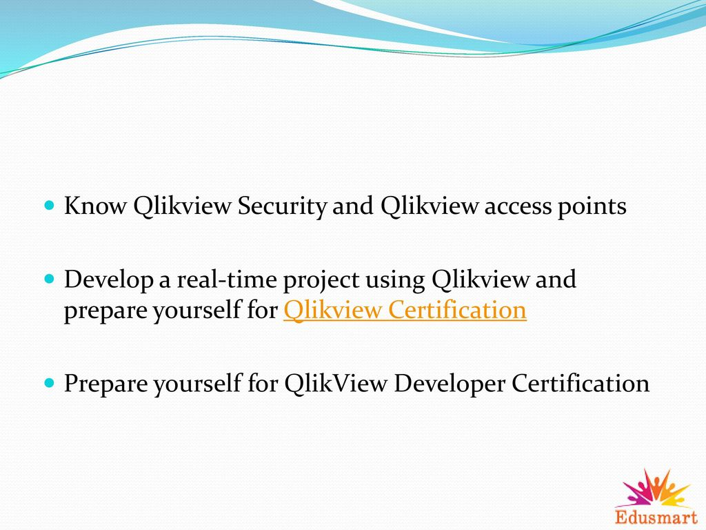 Qlikview Ppt Download