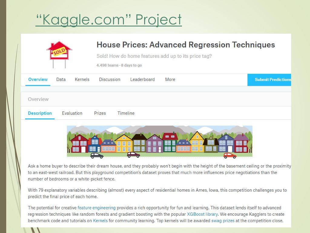 Kaggle Playground