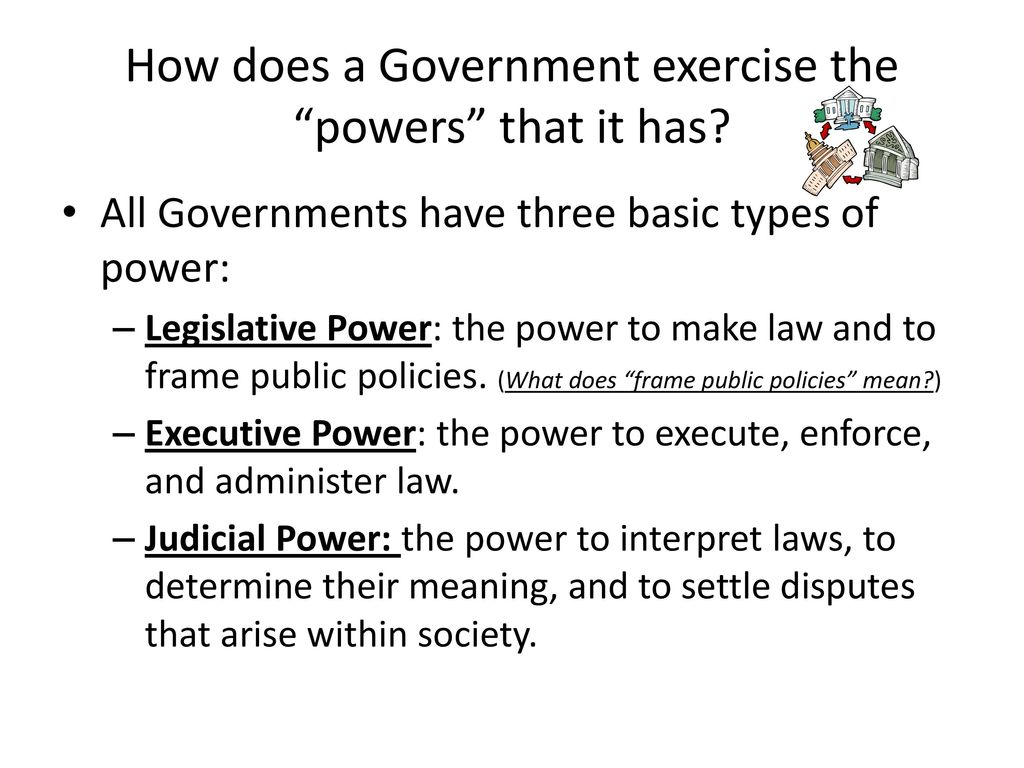 UNITED STATES GOVERNMENT - ppt download