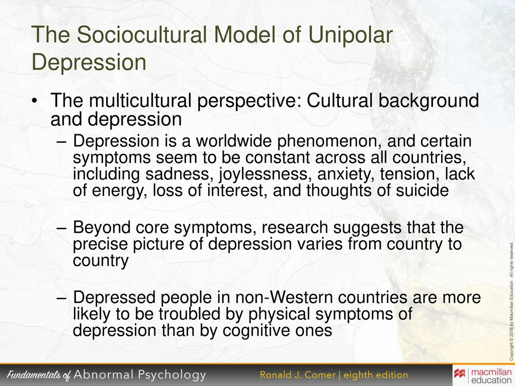depressive and bipolar disorders - ppt download