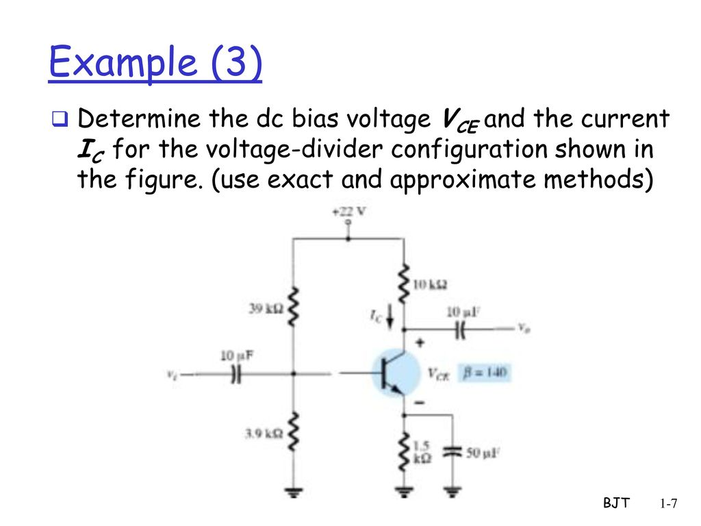 Current And Voltage Divider Examples