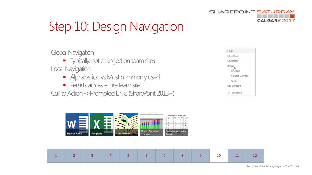 Designing a SharePoint Team Site - ppt download
