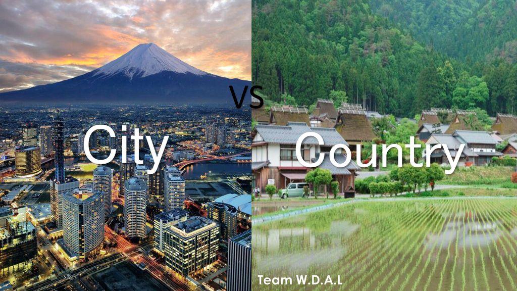 1 Vs City Country Team W D A L