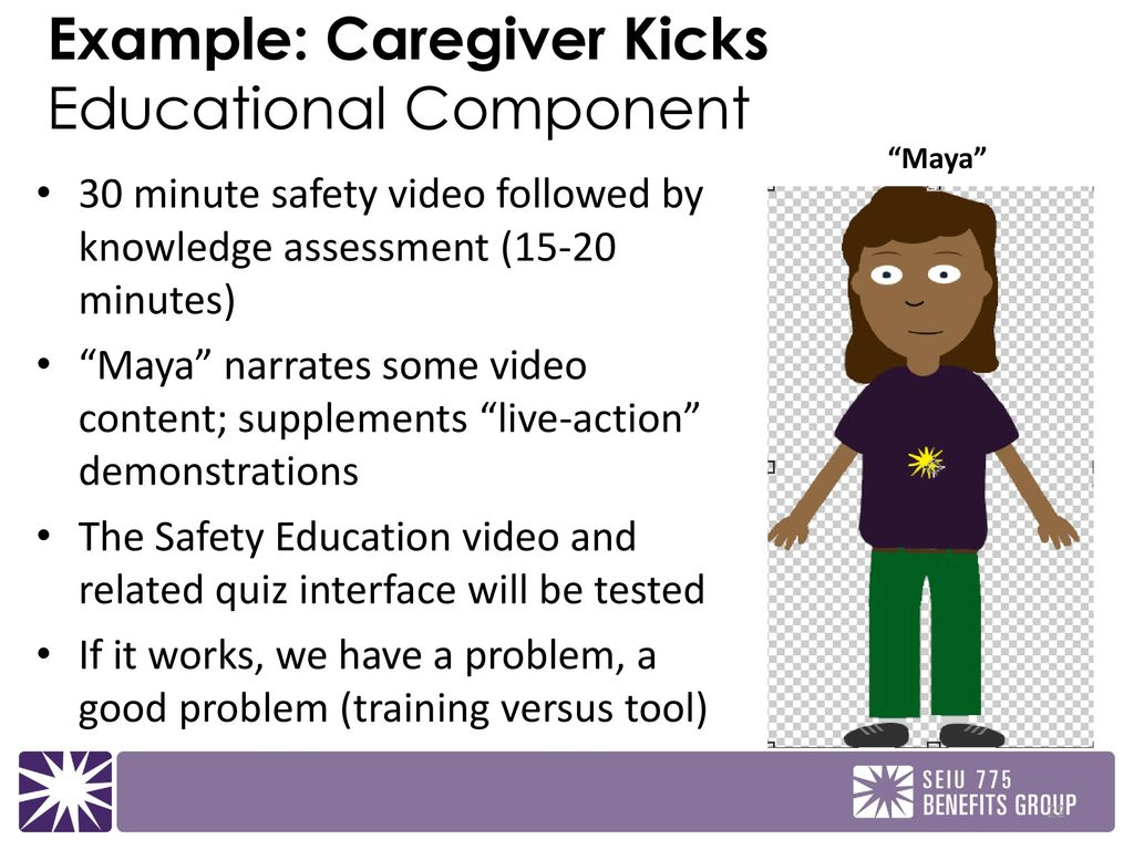 Reducing Home Care Worker Injuries: - ppt download