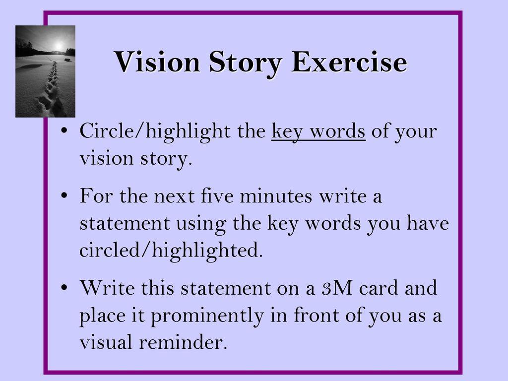 4 vision
