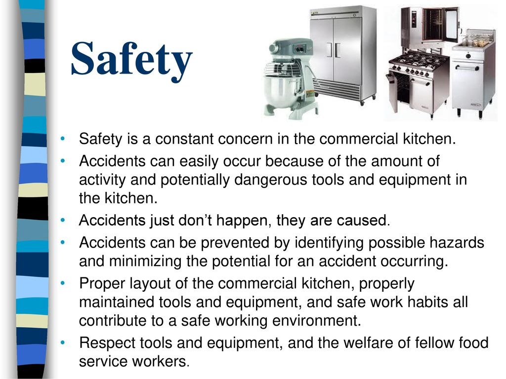 Food Service Unit 2: Safety. - ppt download